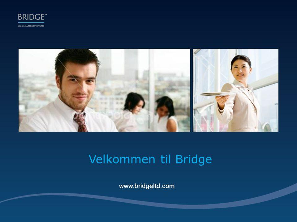 Velkommen til Bridge www.bridgeltd.com