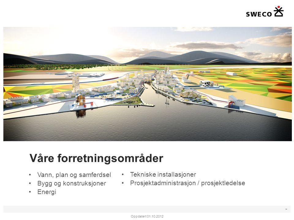 ◄ ► Kilde: Foredrag av Tor Helge Dokka i Stavanger i regi av Sweco Divisjon Vest : Passivhusdesign