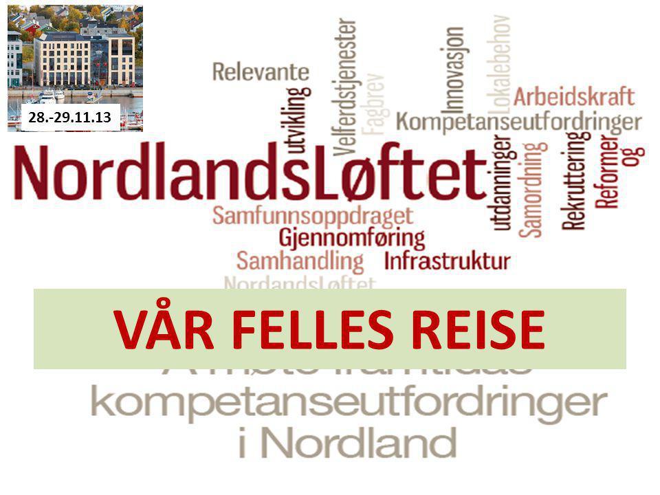 28.-29.11.13 VÅR FELLES REISE