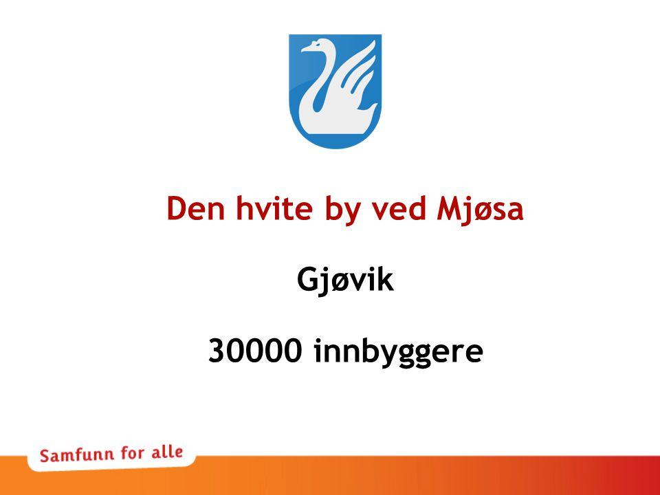 Hvorfor er Gjøvik en god kommune å bo i for utviklingshemmede.
