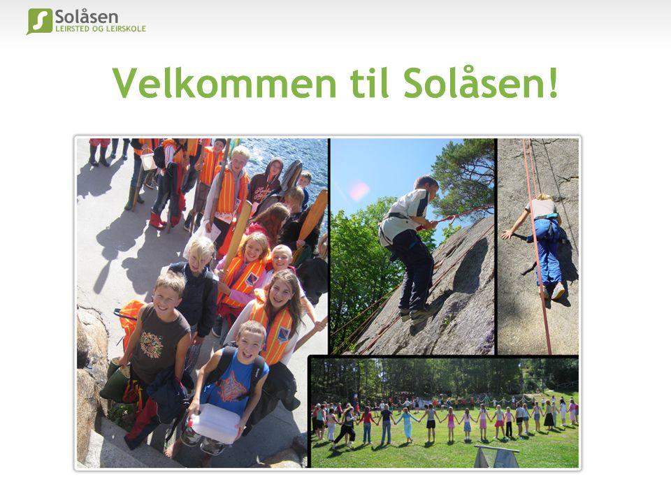 Velkommen til Solåsen!