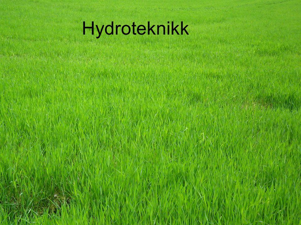Hydroteknikk