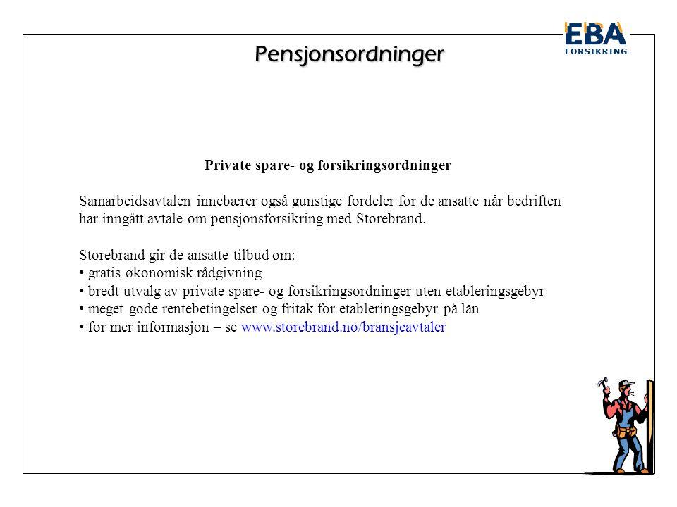 Oppslutning pensjonsforsikring 2.