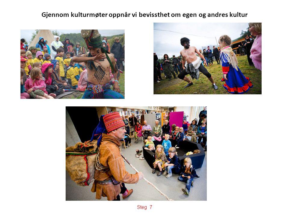 Kultur i hverdagen Steg 2, 5 og 6