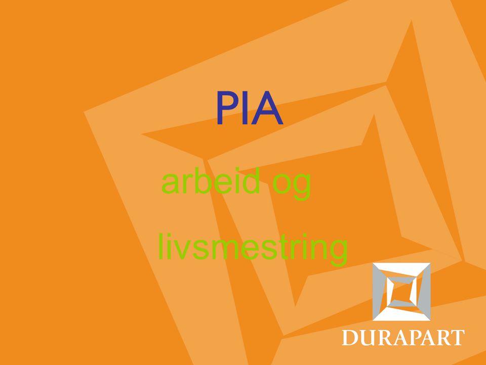 Erfaringer og resultater • Hittil alle PIA kurs: 82 %videre i aktivitet (primært til oppfølgingsprogram) • Kun 5 % søker uføre direkte etter PIA-deltakelse • Meget stor deltakertilfredshet • Veldig gode tilbakemeldinger – NAV,fastleger og andre innenfor helseaksen PIA er et godt igangsetter - tiltak Hva med langtidseffekt .