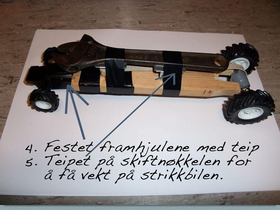 Refleksjon rundt bruk av dette prosjektet i grunnskolen Bilen er mulig å lage for alle.