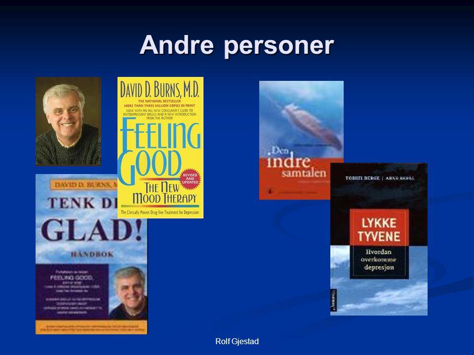 Rolf Gjestad Andre personer