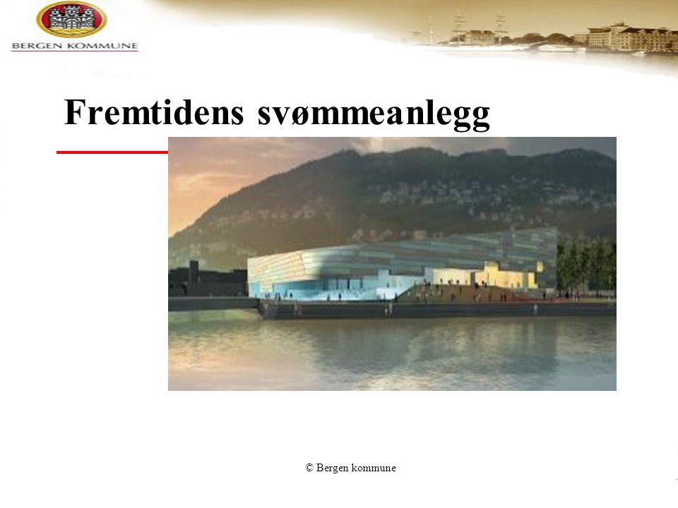 © Bergen kommune Fremtidens svømmeanlegg