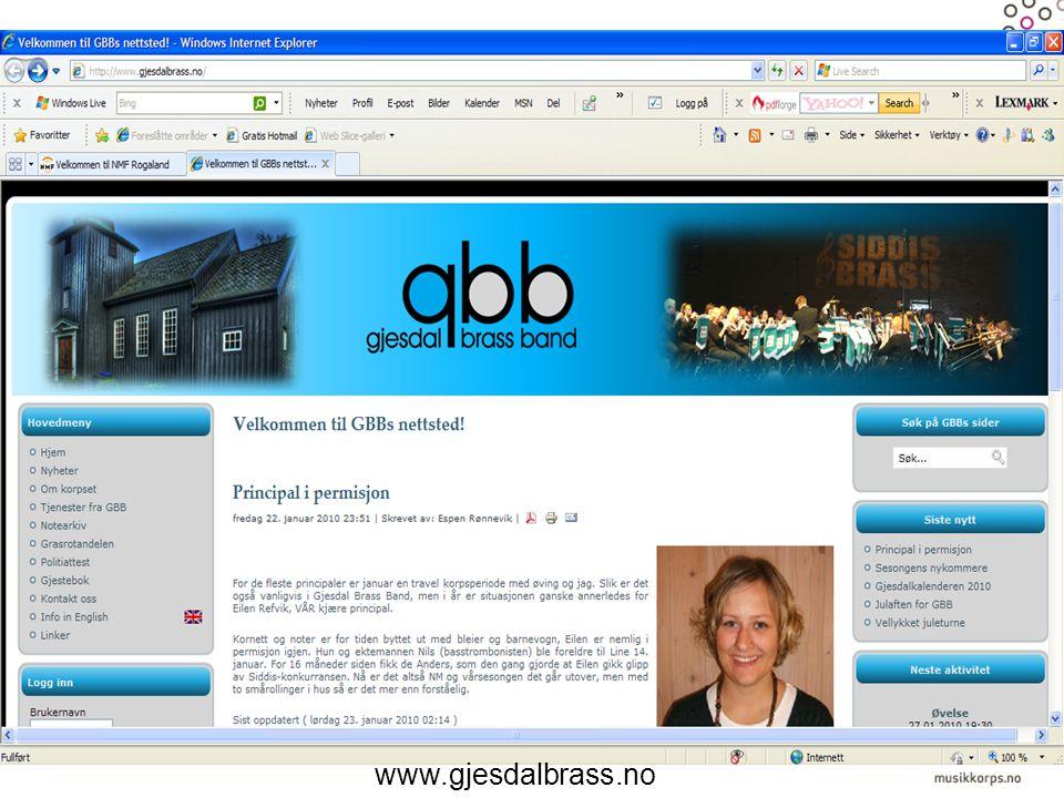 www.gjesdalbrass.no