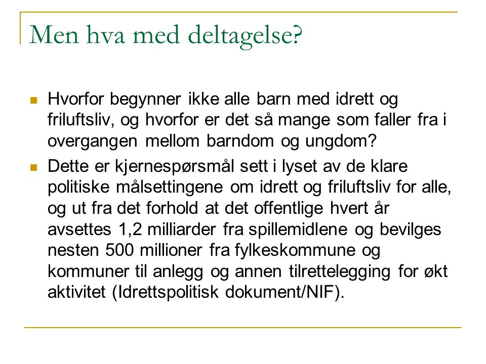 Om å ha dårlig råd (Hentet fra boka Har vi råd mamma?, om inntektssikring og fattigdom .
