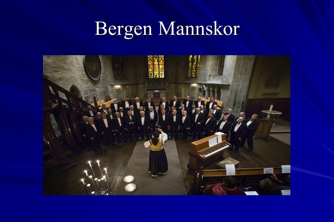 Med ny dirigent i vakre Øystese august 2006