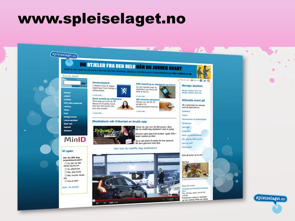 www.spleiselaget.no