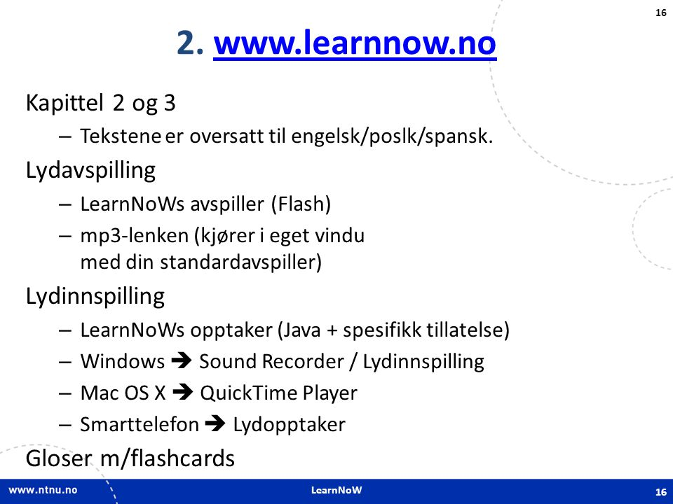 LearnNoW 16 2.