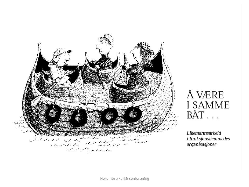 I samme båt som... Nordmøre Parkinsonforening