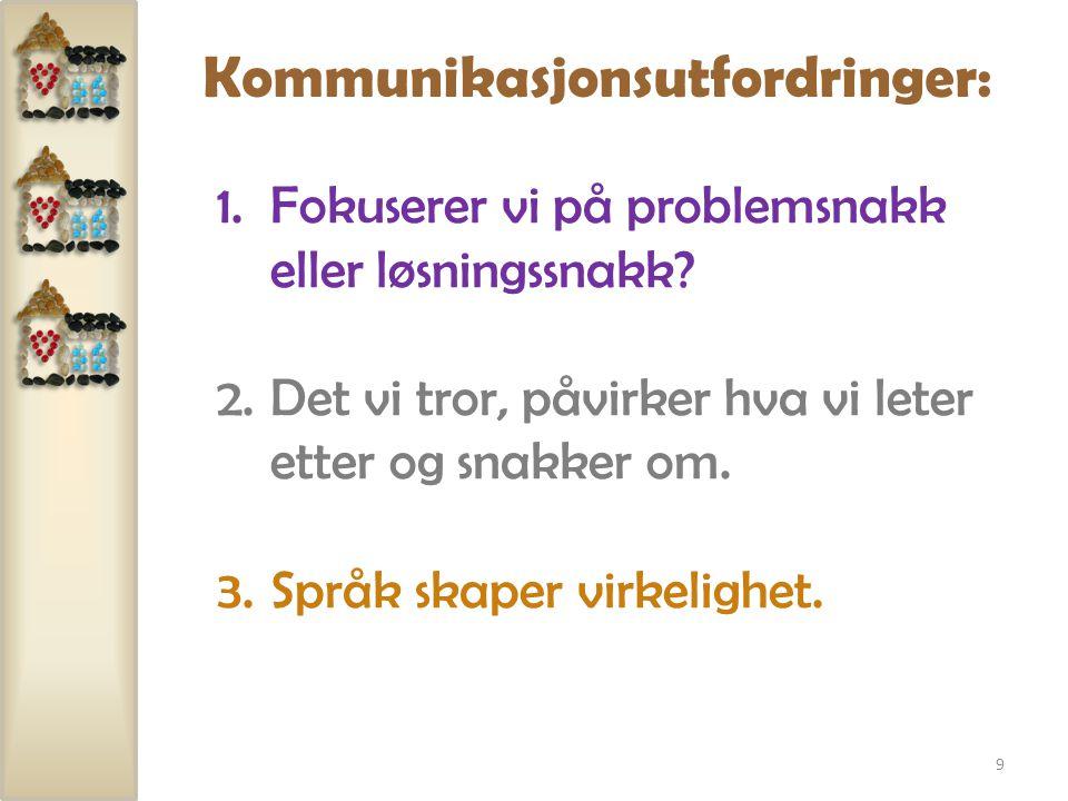 10 HVEM ER ANSVARLIG FOR OMDØMMEBYGGING.