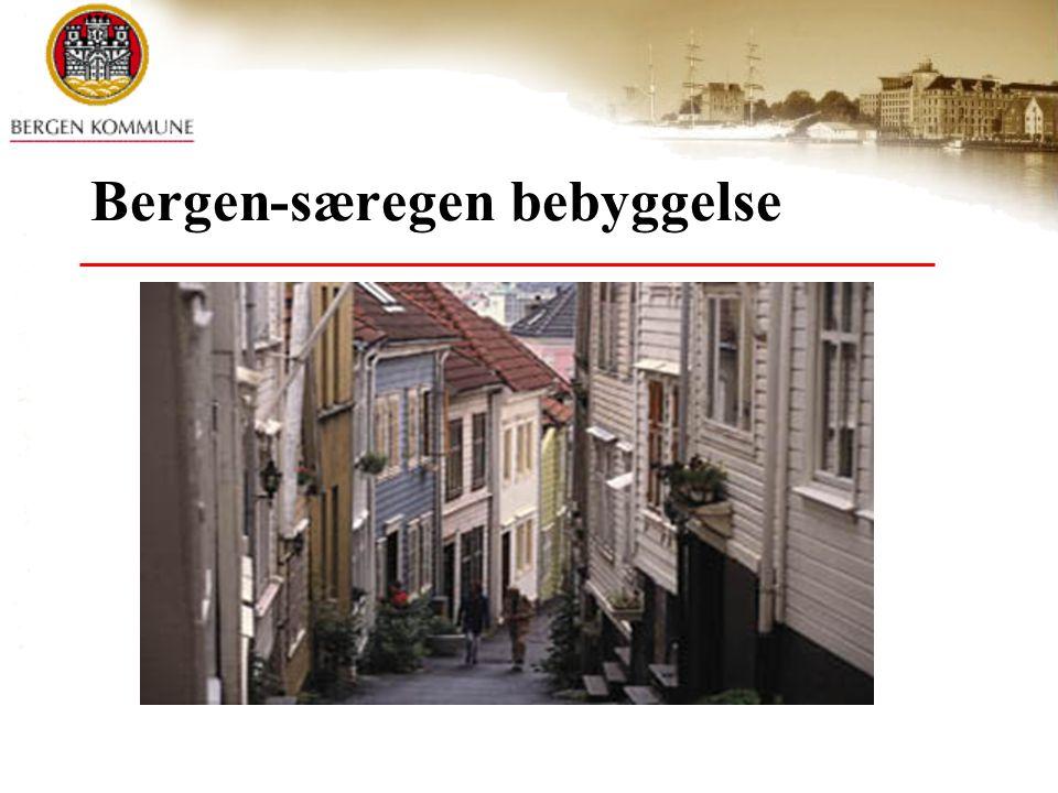 Bergen-særegen bebyggelse