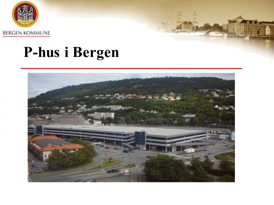 P-hus i Bergen
