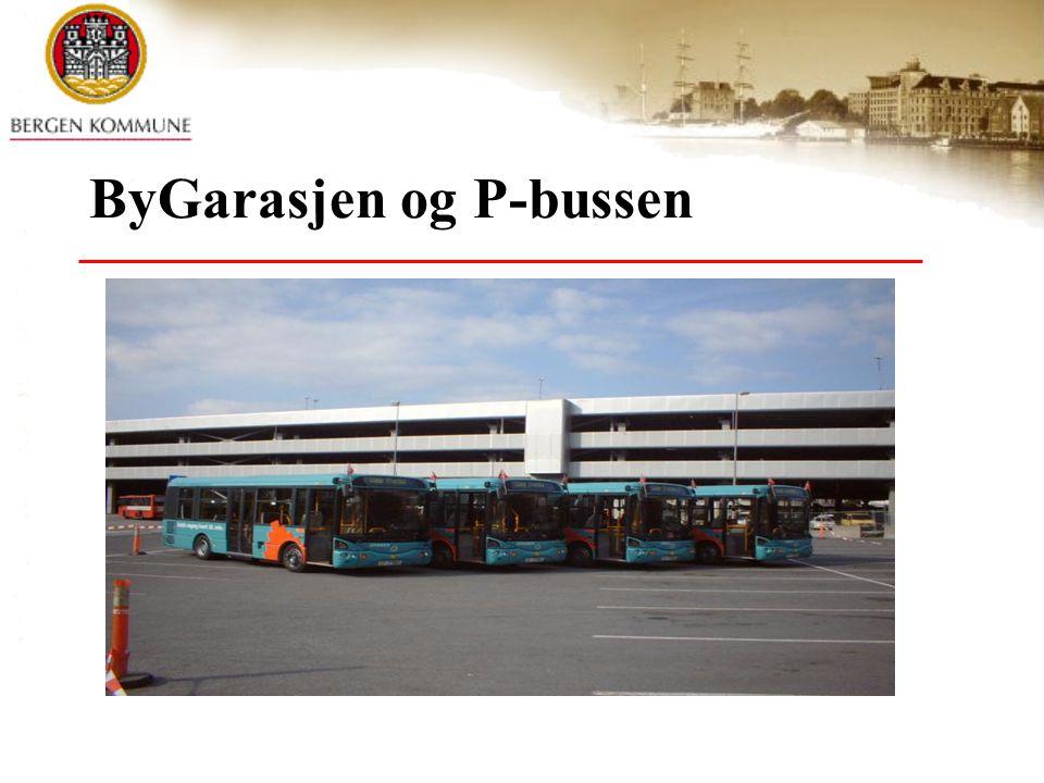 ByGarasjen og P-bussen