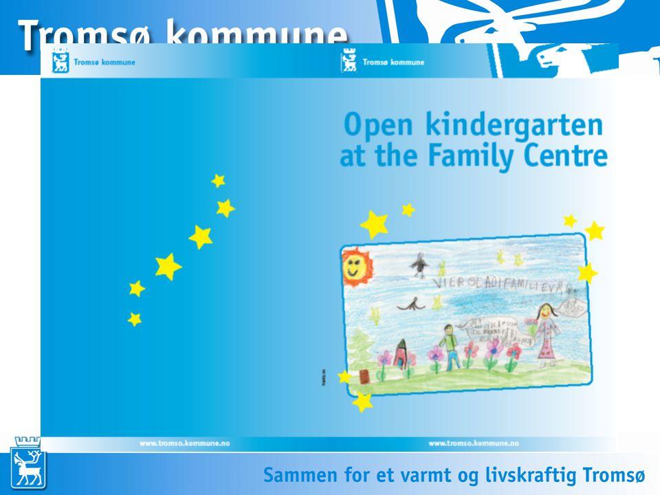 ÅPEN BARNEHAGE I FAMILIENS HUS PÅ STAKKEVOLLAN FRA ONSDAG 6.
