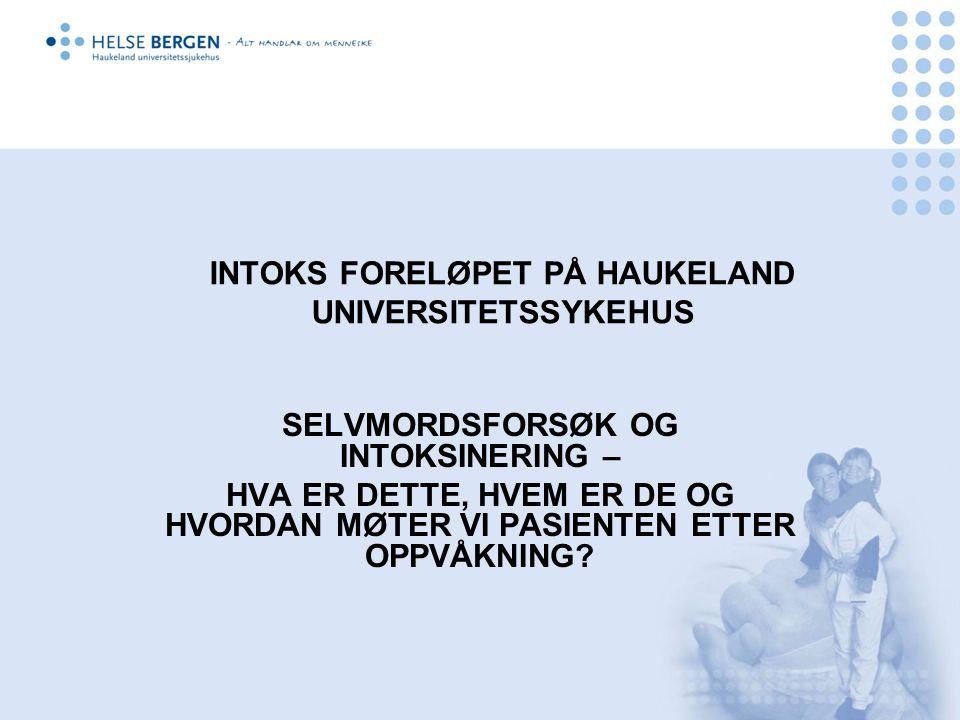 Et foredrag fra Sosionomavdelingen, Haukeland Universitetssykehus ved sosialkonsulent Sven Andrè Haug Landskonferanse for ansatte i somatiske sykehus Trondheim, 22.