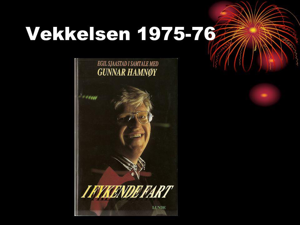 Vekkelsen 1975-76
