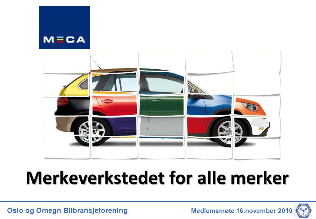 Presentation – MECA Merkeverkstedet for alle merker
