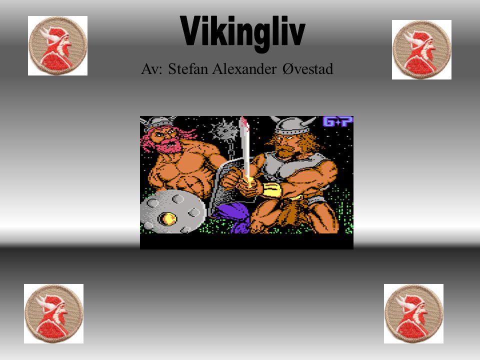 Av: Stefan Alexander Øvestad