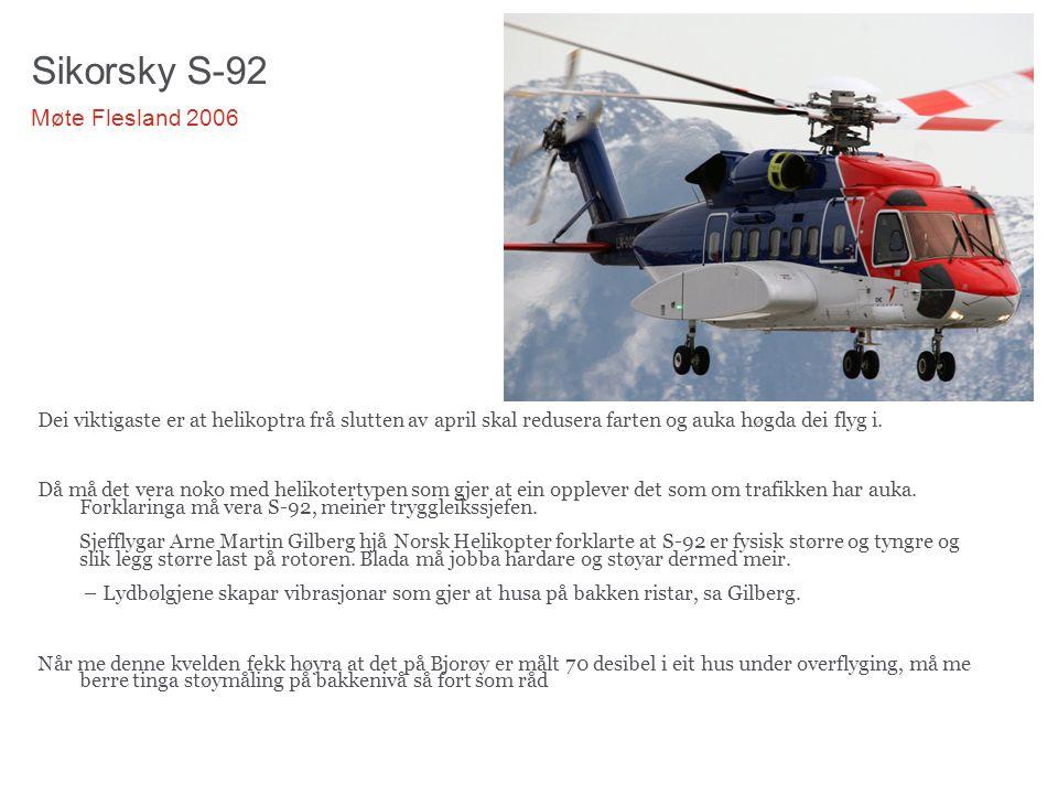 SuperPuma Sikorsky S-92 Chinook Sea King (Westland S-61)