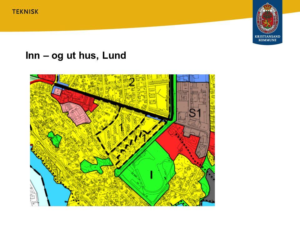 Inn – og ut hus, Lund
