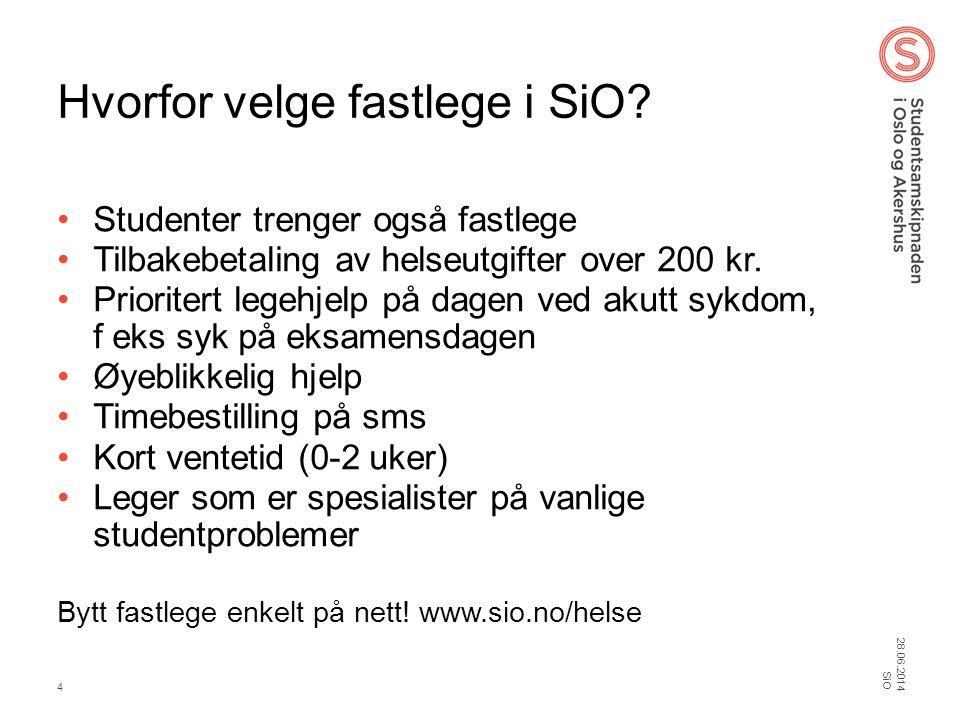 Psykisk helse Blindern og Sentrum Kristian Ottosens hus, 2.