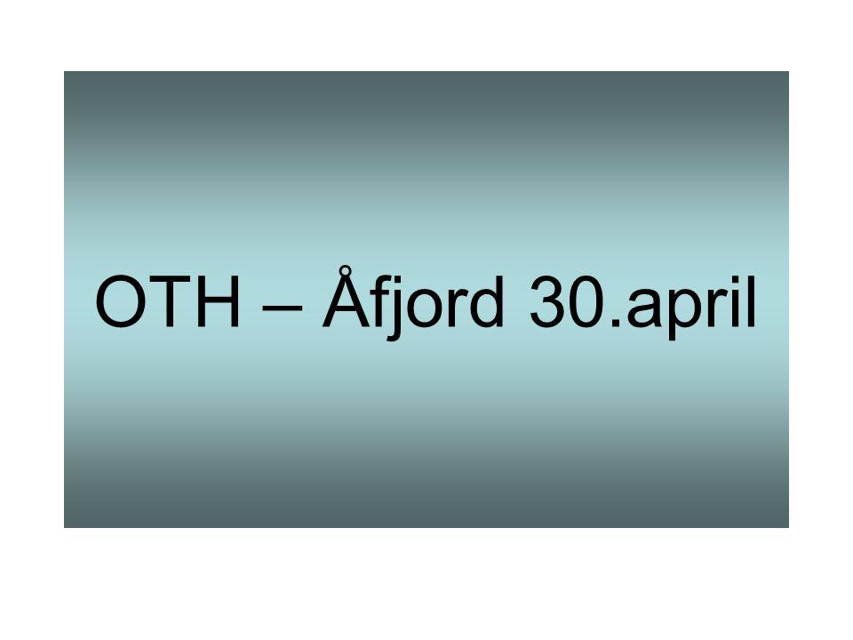 OTH – Åfjord 30.april