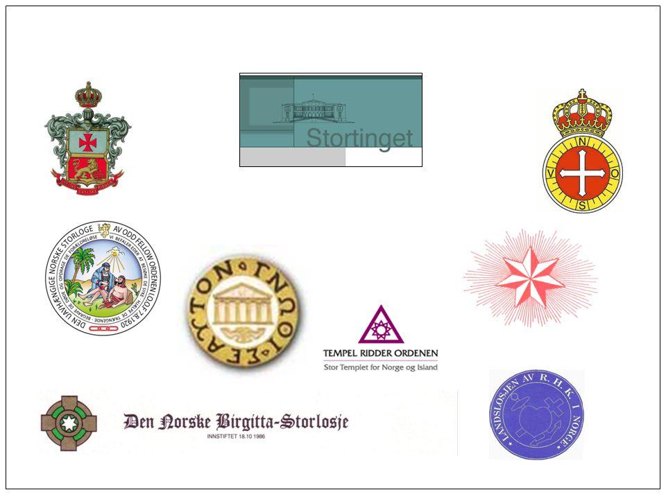 Ordenen Riddere av Det Hvite Kors er tuftet på den kristne etikk og tro på en høyere styrelse.