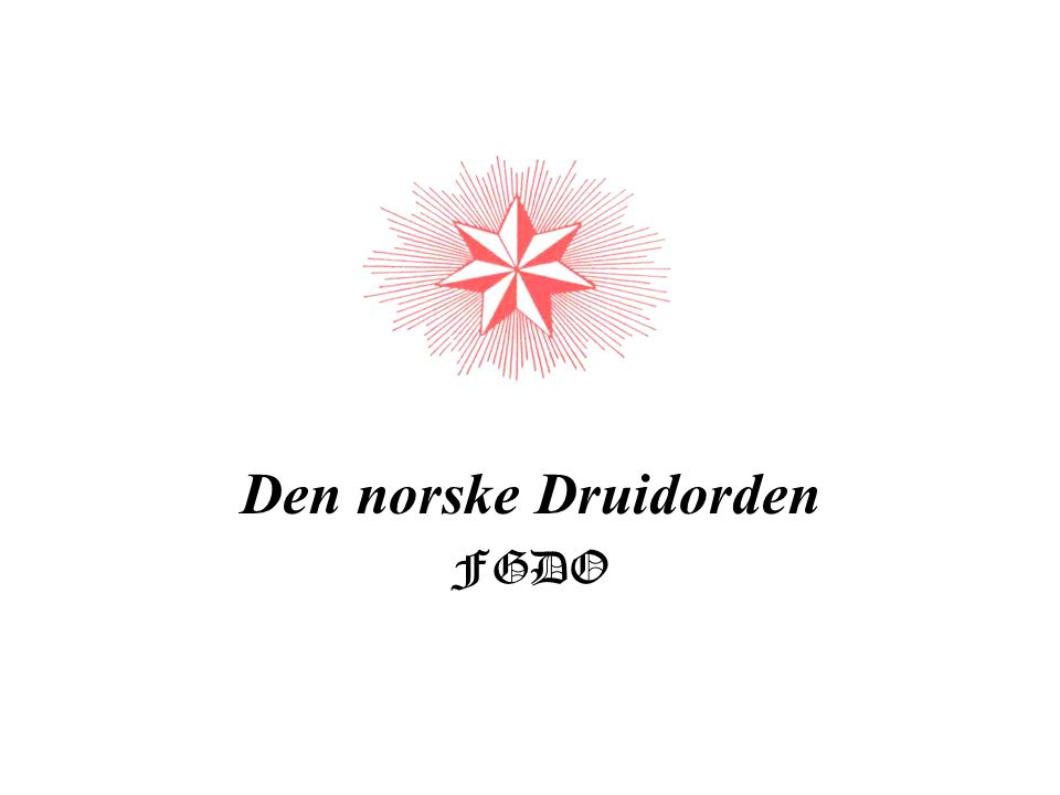 Den norske Druidorden FGDO
