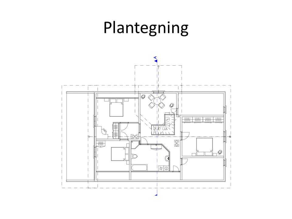 Plantegning