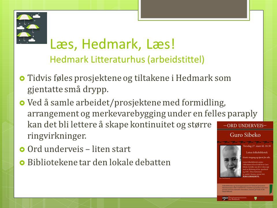 Noe for Hedmark.