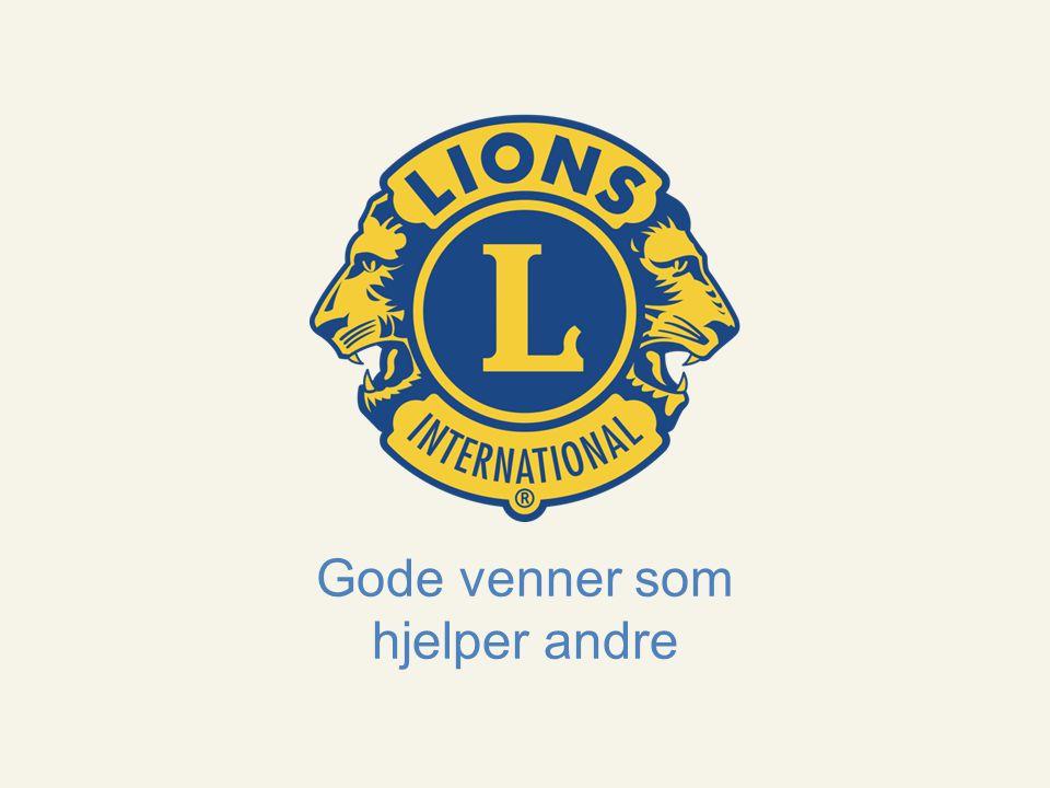Kort om LIONS ORGANISASJON