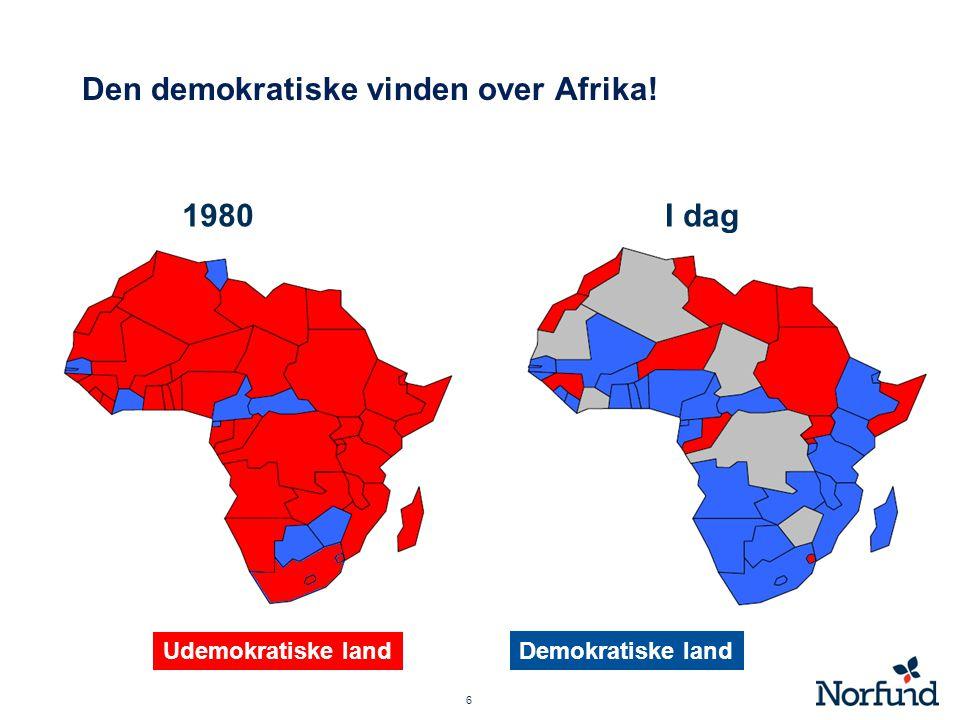 De store linjene i vestlig bistandspolitikk 19701980199020002010 Gerhardsen: Først skape – så dele.
