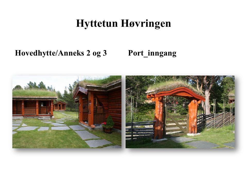 Anneks 2Anneks 1 Hyttetun Høvringen