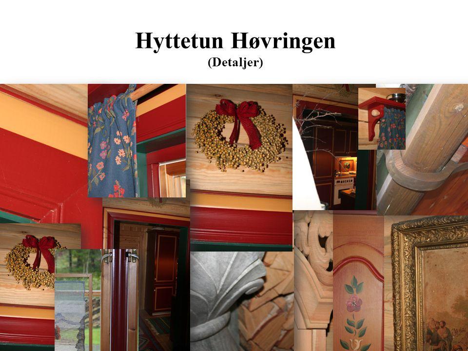 Anneks I + Toalett/badstue Hyttetun Høvringen