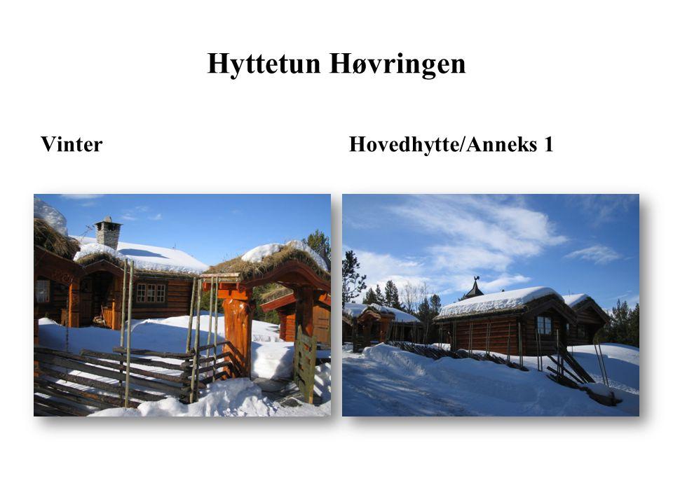 •Hovedhytte - stue Hyttetun Høvringen