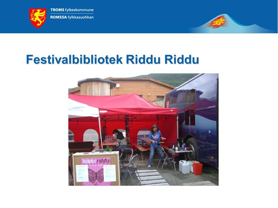 Festivalbibliotek Riddu Riddu
