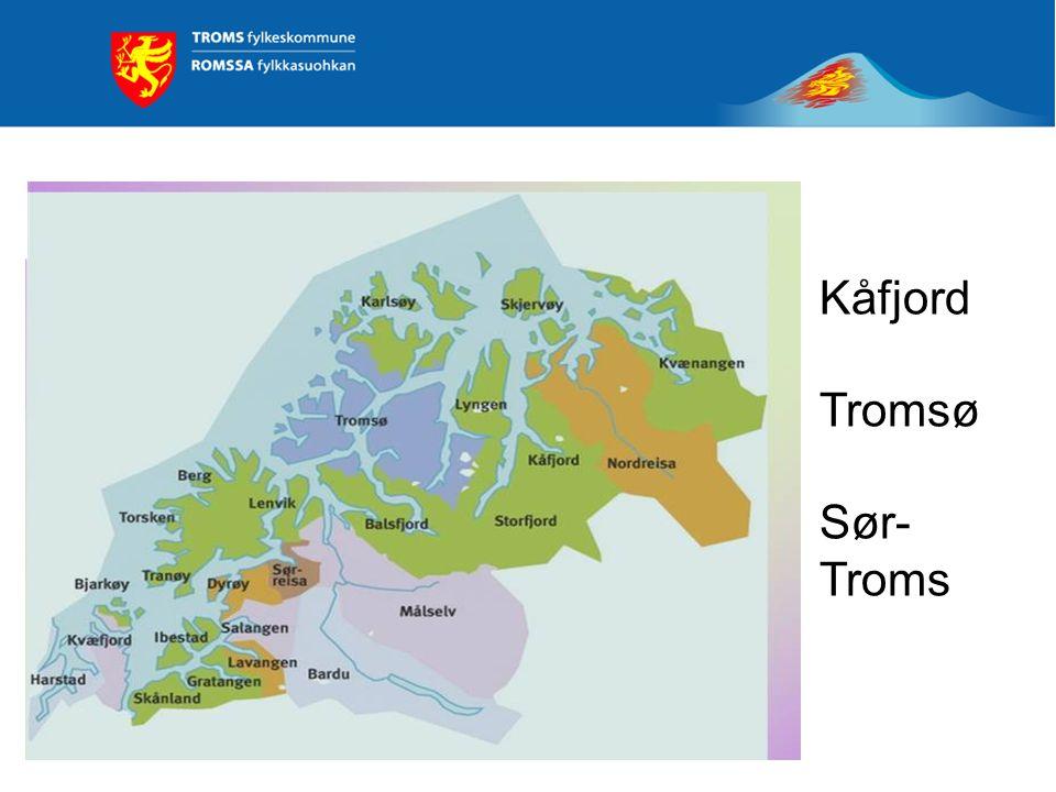 Kåfjord Tromsø Sør- Troms