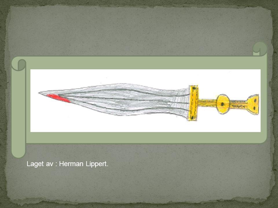 Laget av : Herman Lippert.