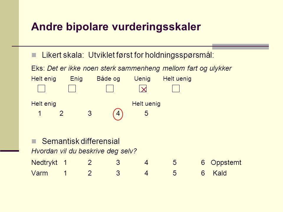 Modell for prosess bak forståelse av spørsmål 1.Forståelse av spørsmål 2.