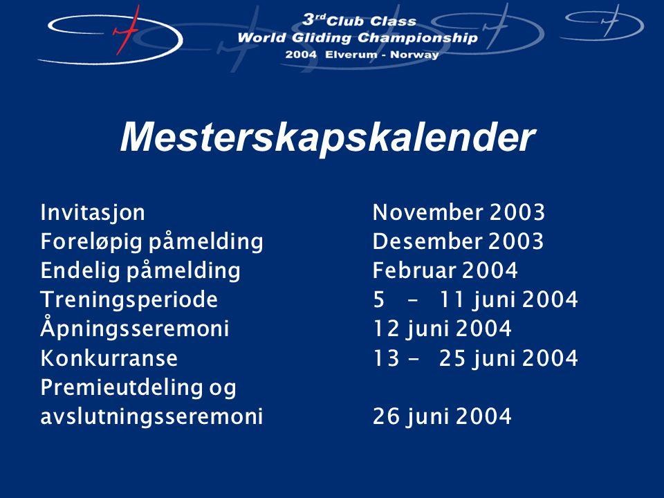 - Hjemmesider til 14.000 medlemmer i Norge -Hjemmeside for mesterskap ca.