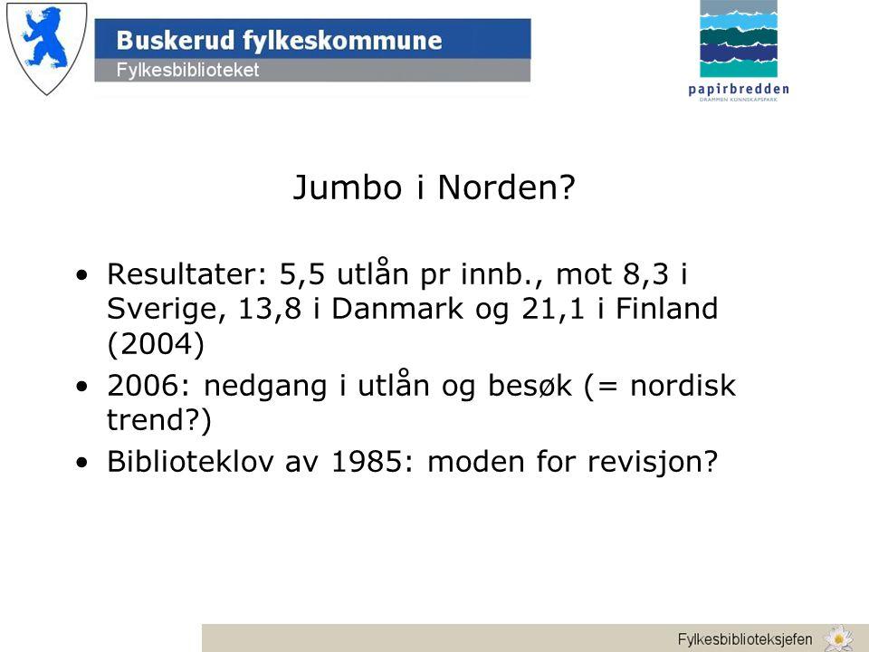 Jumbo i Norden.