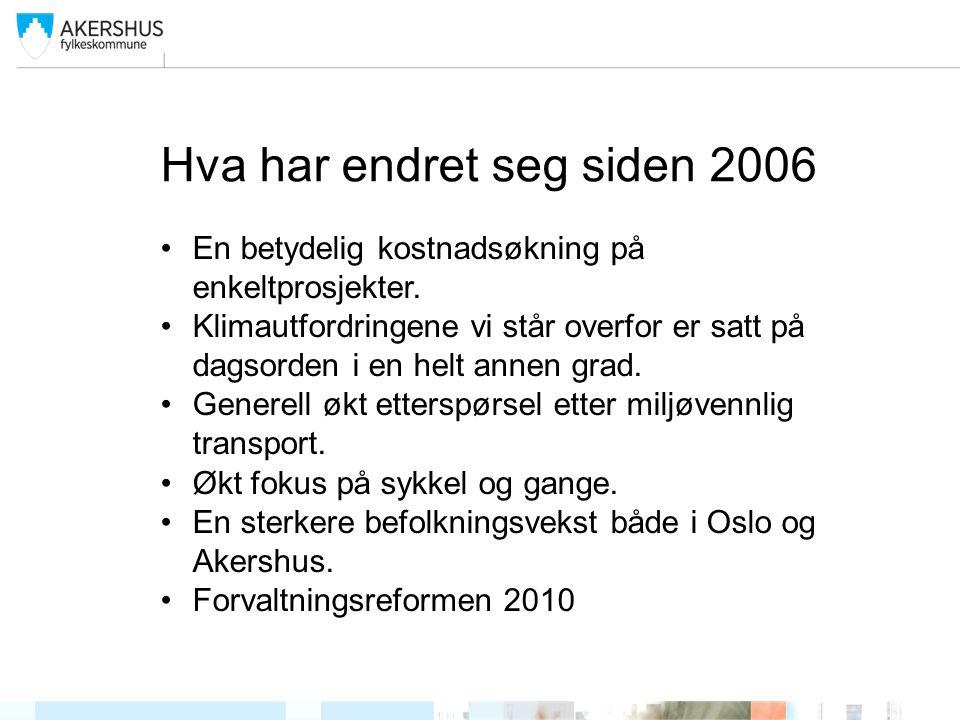 Avtalen av 24.5.2012 •Det er tatt utgangspunkt i det lokale forslaget fra 2006 •De store veiprosjektene organiseres som egne prosjekter i Op3 med tilskudd fra bomringen, staten og ny bomsnitt med etterskuddsvis innkreving.