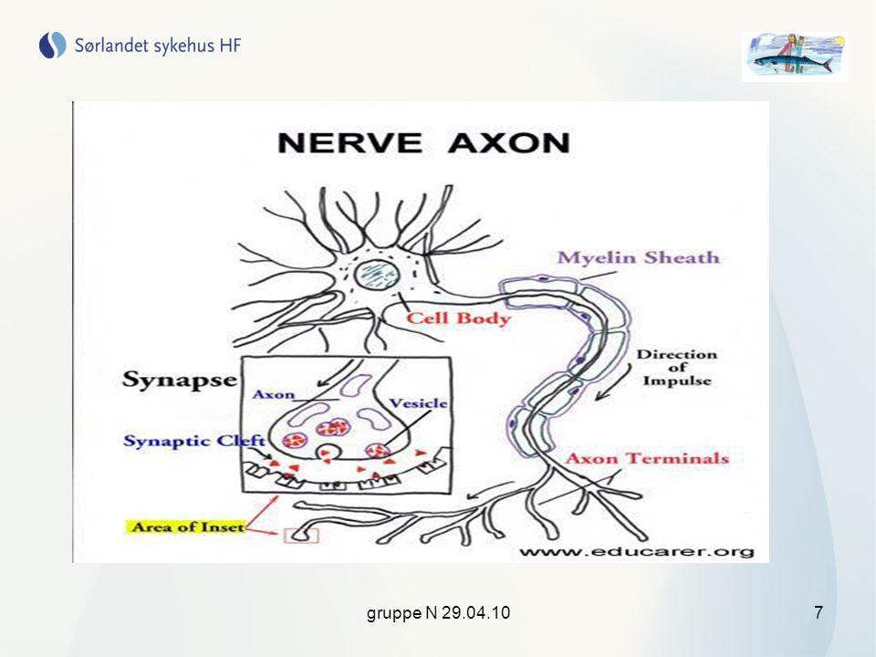 8 Hjernen utvikles ved bruk – nevroplastisitet •Vekst i dendritt-treet •Økt myelinisering (bedre kabling) •Endringer i transmittersubstansen •Vekst i aksonet •Forandringer i kjernen •Evnen til å nydanne og trekke tilbake kontakter mellom hjernecellene avtar etter hvert som barnet blir større.