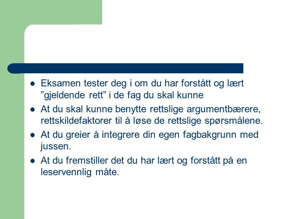  Skriv godt norsk  Sitater skal gjengis korrekt i anførselstegn … .