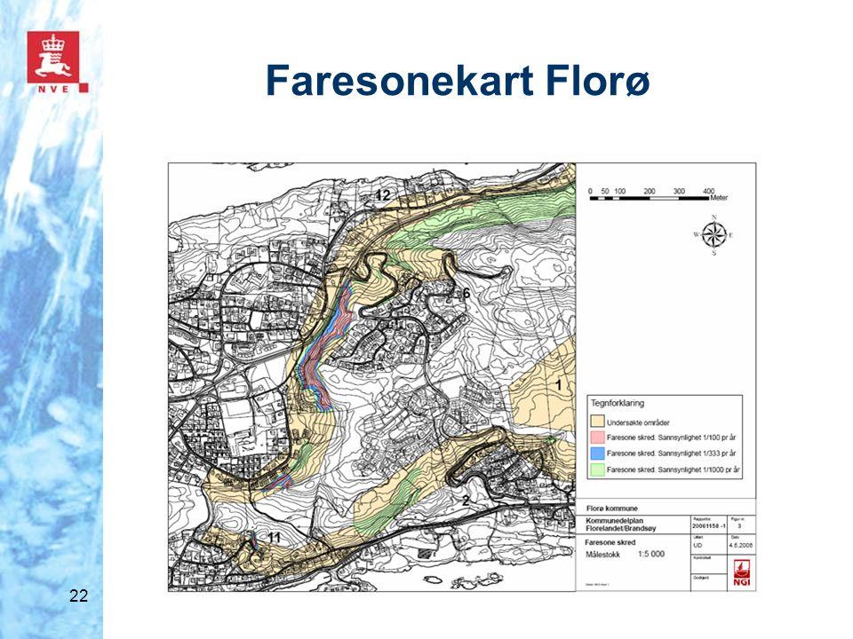 22 Faresonekart Florø